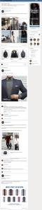Позиционирование магазина одежды, Новый дизайн ВКонтакте, оформление паблика для раскрутки вконтакте