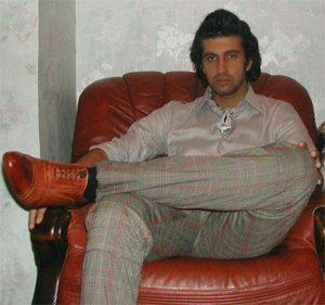 амиран в молодости, сардаров